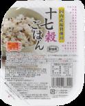 雑穀・発芽玄米ご飯・<br /> ジャスミンライス
